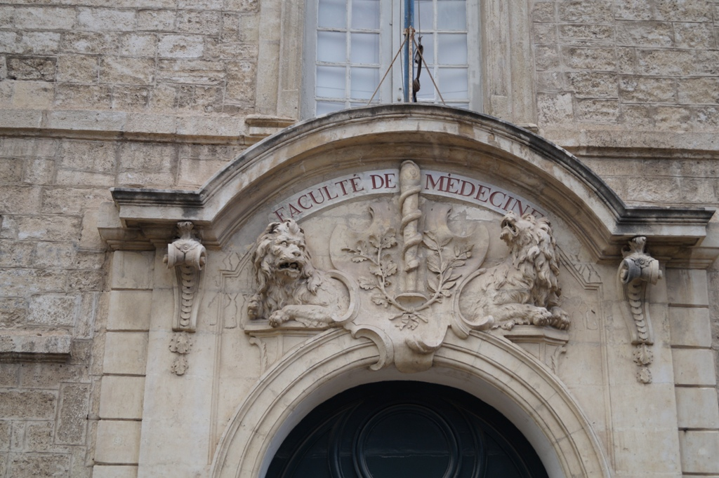 Established in the 1200s, Montpellier Faculty of Medicine is the oldest still in operation