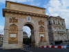 Arc de Triomphe, near the Faculty of Medicine, Montpellier