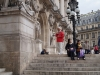 Dad at Paris Opera