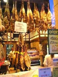 all Jamon in Spain comes from Salamanca