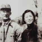 deng  tuo and wife