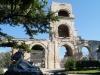 Entrance to Jardin d'Eté (Summer Garden), Arles