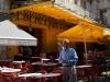 Arles café painted by Van Gogh