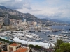 View of Monaco from on high, near Prince's Palace