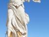 Replica of Nike statue, Place de l'Europe, Montpellier