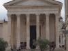 Roman Temple Carrée (Square Temple), Nîmes