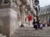 Dad at Paris Opera