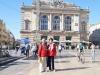 Dad and Yung at the Paris Opera